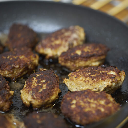 Frikadeller - Recipe for traditional danish meatballs